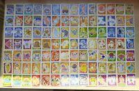 *NH* Mancolista Figurine Pokemon Merlin collection vintage stikers - Nuove