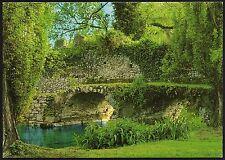 AA0984 Latina - Provincia - Giardino di Ninfa - Ponte e mura medioevali