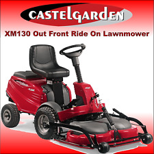 Castelgarden Xm130/85 85cm out Front Ride on Lawnmower Lawn Mower - Mulching 3