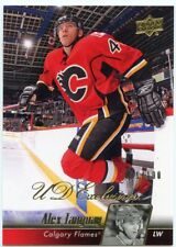 10/11 UPPER DECK UD EXCLUSIVES #282 ALEX TANGUAY 031/100 FLAMES *46837
