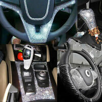 New 3mm Bling Crystal Rhinestone DIY Car Styling Sticker Decor Decal Accessories