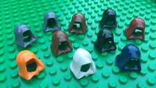 Lego Castle Knights Kingdoms Lord of the Rings ASSORTED HOODS QTY10