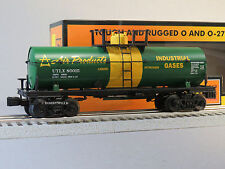 MTH RAIL KING AIR PRODUCTS SMOKING TANK CAR O GAUGE train tanker 30-73474 NEW