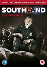 Southland: Temporada 1 y 2 Box Set (3 Discs) (DVD) South Land Series One Two 2