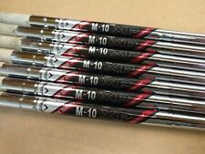 Callaway True Temper M10 XP  6-9,PW,AW,SW Steel Iron Shaft Pull Out Set .370 TIP