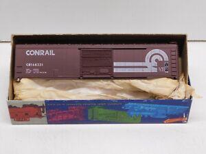 HO Roundhouse Car Kit NOS - 50' Box Car 1199 Conrail Road # CR168331