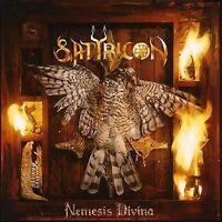 SATYRICON - NEMESIS DIVINA PIC-LP-BOX (+CD) ☆☆☆NEU/NEW☆☆☆