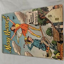 New ListingMary Marvel #17 Golden Age Pre Code 1947 Vg/F range Fawcett Witch cover