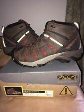 Keen Utility Men's Flint Mid Steel Toe Work Boot 1007972D Men Size 10 D