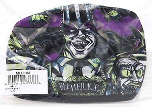 New Universal Halloween Horror Nights 2020 Beetlejuice Face Mask