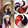 27Style Women Lady Pearl Wool French Artist Beret Hat Beanie Warm Winter Ski Cap