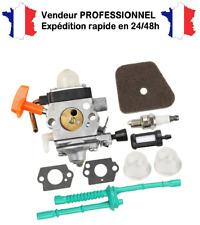 KIT Carburateur STIHL FS87 FS90 FS100 FS110.. NEUF