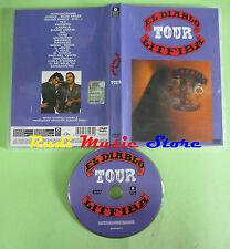DVD LITFIBA El diablo tour 1991 WARNER 5050466855329 PELU'no vhs mc cd (DM2)