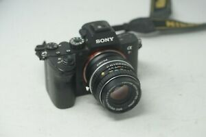 SONY E MOUNT ADAPTED 50MM F1.7 PENTAX-M SMC PRIME LENS ALL A7 NEX,A6000