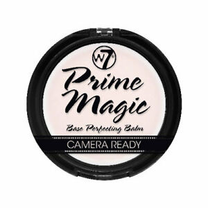 W7 Prime Magic Base Perfecting Balm - Sponge Included Mirror Blur Primer Face