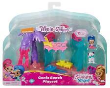 Shimmer And Shine Teenie Genies Genie Beach Playset DTK57