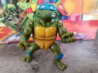 Playmates Teenage Mutant Ninja Turtles (Soft Head) Leonardo 1988 Action Figure