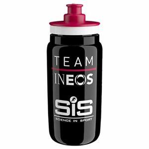 Elite Fly Team Ineos Water Bottle, Black - 550ml