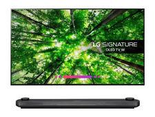 LG 77 Zoll IPS Ultra HD 4 K OLED Smart Fernseher - Schwarz (OLED77W8)