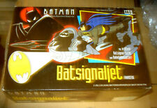 BATMAN THE ANIMATED SERIES VINTAGE BAT-SIGNAL JET NEW BOXED KENNER FROM UK