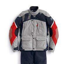 New BMW GS Dry Suit Jacket Men's EU 58 Grey #76118395198