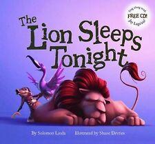The Lion Sleeps Tonight by Solomon Linda (Mixed media product, 2011)