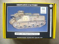 HISTORICA -1/35-#OF001- M-7 PRIEST EARLY VERSION