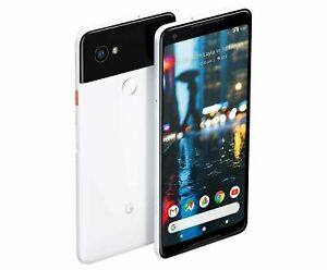 Google Pixel 2 XL XL2 64GB 128GB Black White GSM / CDMA / HSPA / EVDO / LTE
