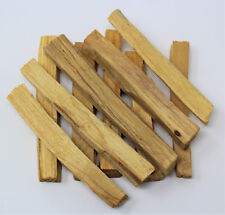 10 Stick Lot of Palo Santo Wood (Incense Smudging Cleansing Blessing)