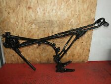Rahmen mit Papiere frame with documents Yamaha RD 125 AS3