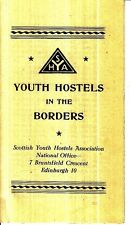 Youth Hostels in the Borders Scottish Youth Hostels Small Brochure Scotland