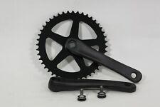SE Bikes Track, Singlespeed, Fixie Alloy Crank set 1x Black 170 mm 44T sec 5