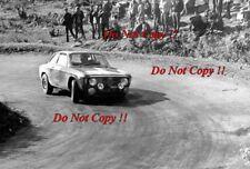 Jean Rolland Alfa Romeo Giulia GTA Rallye de Lorraine 1967 Photograph 1