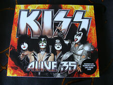 Slip Double: Kiss : Alive 35 : Live Hamburg Arena 2008