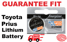 2004 - 2009 TOYOTA PRIUS KEY FOB BATTERY REPLACEMENT REMOTE #82