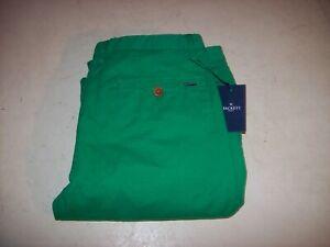 Hackett London Men's Sanderson Chino Pants Size 34 x 32 Tag Size 34R NEW W/ TAGS