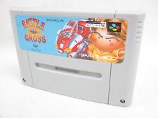 Super Famicom BATTLE CROSS Nintendo Video Game Cartridge Only sfc