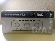 Marantz HD-DAC1 Headphone Amplifier with DAC.