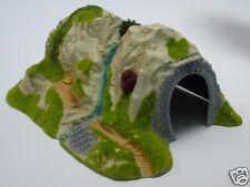 02200 noch eingleisig gerade Tunnel HO oo-messgerät 30x28x17cm [fehlend Brücke]