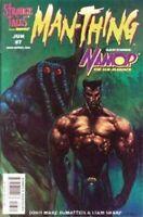 Man-Thing (Vol 3) #   7 Near Mint (NM) Marvel Comics MODERN AGE