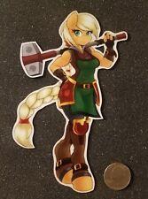 My Little Pony Sticker Applejack Warrior Mashup