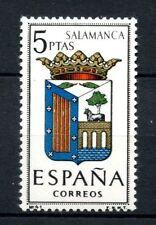 España 1965 Sg # 1696 de armas de Salamanca Mnh #a 23470