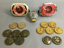 Power Rangers Lot 2x Morpher Legacy 14 Coins Communicator EUC Tested Works