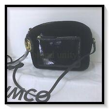 Mimco Valvet MIM Supernatural BOX Hip Across body Hand Bag Brand New Ink Blue