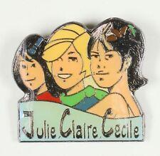 Pin's Julie, Claire, Cécile et les Autres Julie, Claire et Cécile Corner