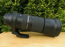 Tamron SP 150-600mm F5-6.3 USD Lens For Canon Camera with Hood Shade