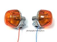 Turn Signal Indicator Blinkers for Honda XL75 XL70 XL350 XL100 XL125 XL250 XL350