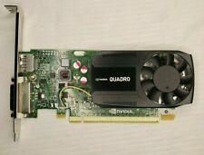 Nvidia Quadro K620 2GB DDR3 PCI-E 2.0 x16 D-Port DVI Graphics Video Card 379T0