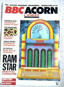 75264 Issue 80 BBC Acorn User Magazine 1989