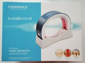 HairMax LaserBand 41 Hair Growth Laser Light Device Laser Band FREE SHIPPING!!